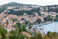 3 de mayo de 2019, Cavtat, Croacia descripci?n fotografía de archivo libre de regalías