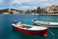 3 de mayo de 2019, Cavtat, Croacia descripci?n fotos de archivo libres de regalías