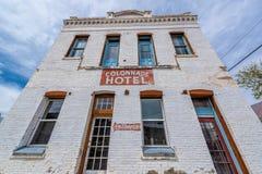 11 de mayo de 2015, hotel de la columnata, Eureka, Nevada Fotos de archivo