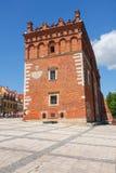 23 DE MAYO DE 2014 Sandomierz, Polonia Foto de archivo libre de regalías