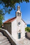 3 de mayo de 2019, Dubrovnik, Croacia Iglesia de St Andrew fotos de archivo