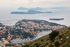 3 de mayo de 2019, Dubrovnik, Croacia dubrovnik imágenes de archivo libres de regalías