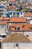 5 de mayo de 2019, Dubrovnik, Croacia Parte moderna de la ciudad imágenes de archivo libres de regalías