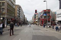 1 de mayo en Estambul Fotos de archivo libres de regalías