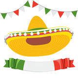 5 De Mayo Hat Royalty Free Stock Images