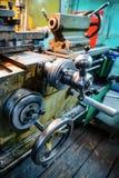 De mechanische controle van het wielvervoer Royalty-vrije Stock Afbeelding