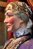 De mechanische Teller van het Fortuin van Carnaval Royalty-vrije Stock Afbeelding