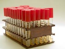 De media van de microbiologie Stock Foto's