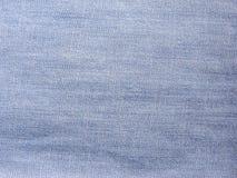 De medio achtergrond van was lichtblauwe jeans royalty-vrije stock fotografie