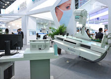 De medische machine van Orich Royalty-vrije Stock Afbeeldingen