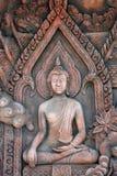 De meditatie van Boedha. Stock Afbeelding