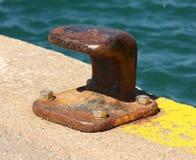 De meertros van de boot Stock Foto
