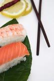 De meester van sushi! Royalty-vrije Stock Foto's