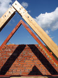 De meetkunde van de bouw Royalty-vrije Stock Afbeelding