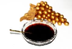 De Melasse van de druif Stock Fotografie