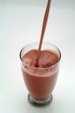 De Melk van de chocolade Royalty-vrije Stock Fotografie