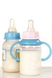 De melk van kinderen royalty-vrije stock afbeeldingen