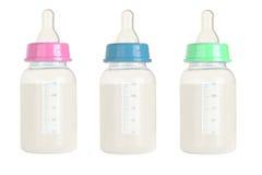 De melk van kinderen royalty-vrije stock foto