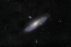 De melkweg Andromeda Royalty-vrije Stock Afbeelding