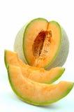 De meloen van Athena Royalty-vrije Stock Afbeeldingen