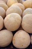 De meloen van de kantaloep Stock Foto