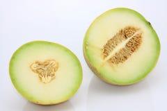 De meloen van de kantaloep Stock Fotografie
