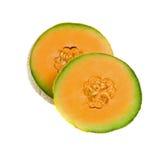 De Meloen van de rots Royalty-vrije Stock Foto