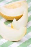 De meloen van Galia Royalty-vrije Stock Afbeelding