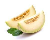 De meloen van Galia Stock Afbeeldingen