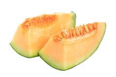 De meloen van Hami Royalty-vrije Stock Foto