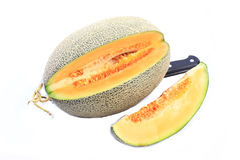 De meloen van Hami Stock Foto