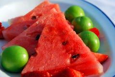 De Meloen van het water Royalty-vrije Stock Afbeelding