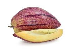 De meloen van Pepino Royalty-vrije Stock Afbeeldingen