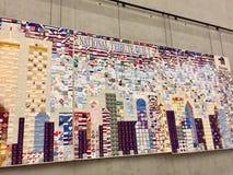 9/11 de memorial Fotos de Stock