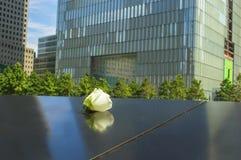 9/11 de memorial Fotografia de Stock Royalty Free
