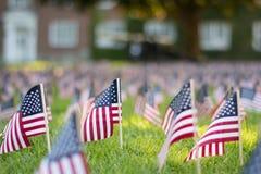 9/11 de memorial Imagens de Stock Royalty Free