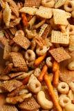 De mengeling van de snack stock foto