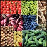 De Mengeling van groenten stock afbeelding