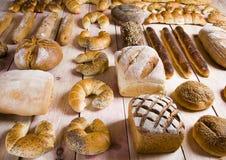 De mengeling van het brood royalty-vrije stock foto's