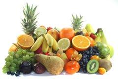 De mengeling van het fruit Stock Afbeeldingen