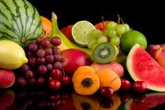 De mengeling van het fruit Stock Foto's