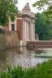 De Menin-Poort, Ypres stock afbeeldingen
