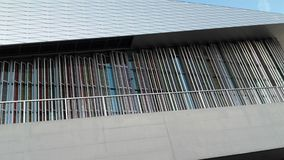 De mening EPFL van Lausanne swisstech Stock Foto's