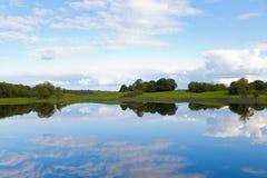 De mening Ierland van het meer Royalty-vrije Stock Foto's