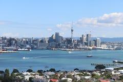 De mening van Auckland royalty-vrije stock foto's