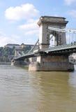 De mening van Boedapest Royalty-vrije Stock Fotografie