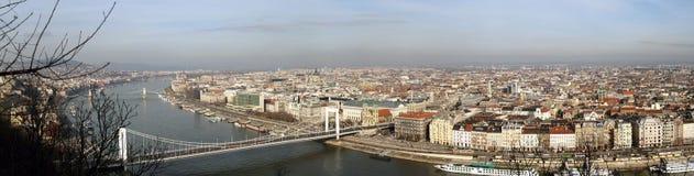 De mening van Boedapest Royalty-vrije Stock Afbeelding
