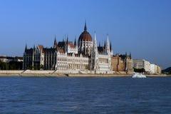 De mening van Boedapest Stock Foto