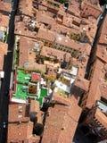 De mening van Bologna Stock Afbeeldingen