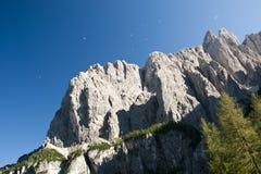 De Mening van de berg Stock Foto